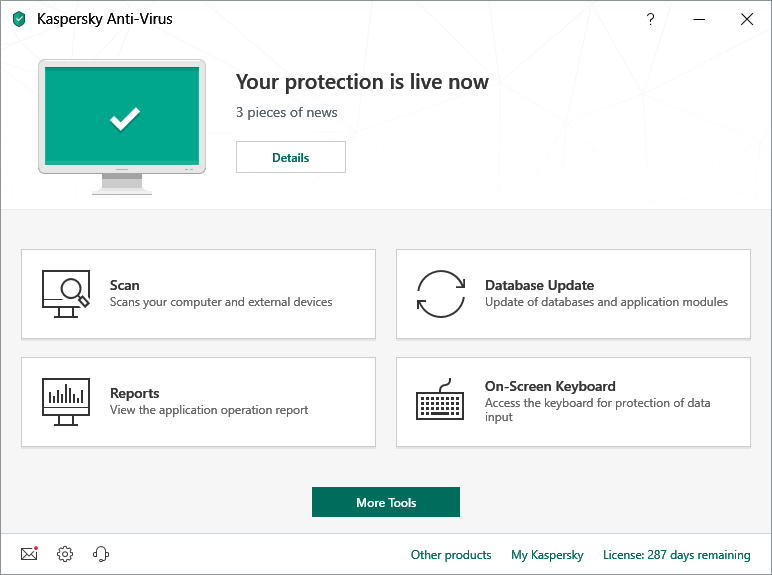 Kaspersky Antivirus 2019 Activated Free Download