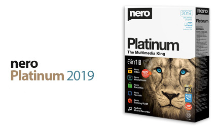 Nero 2019 Platinum Crack and Serial key Download Free