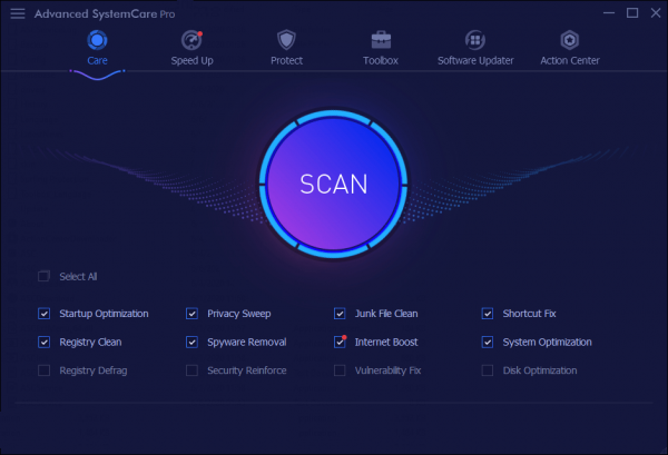Advanced SystemCare Pro Full Patch & Serial Key Tested Download