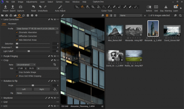 Capture One Pro Patch & Serial Key Tested Free Download