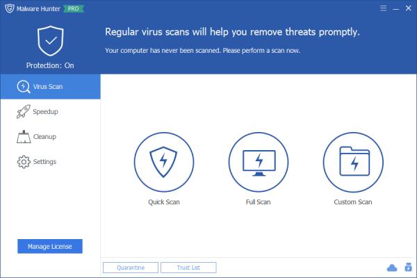 Glary Malware Hunter Pro Patch & License Key Tested Free Download