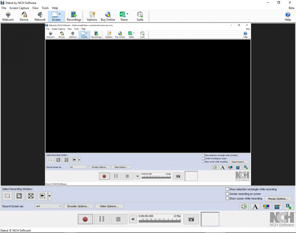 NCH Debut Video Capture Software License Key Tested Free Download
