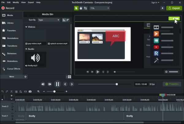 TechSmith Camtasia Patch & Serial Key Tested Download