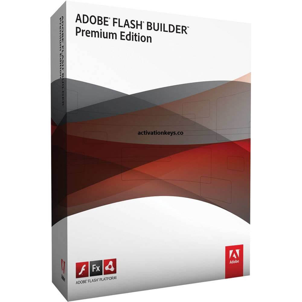 Adobe Flash Builder 4.7 keygen