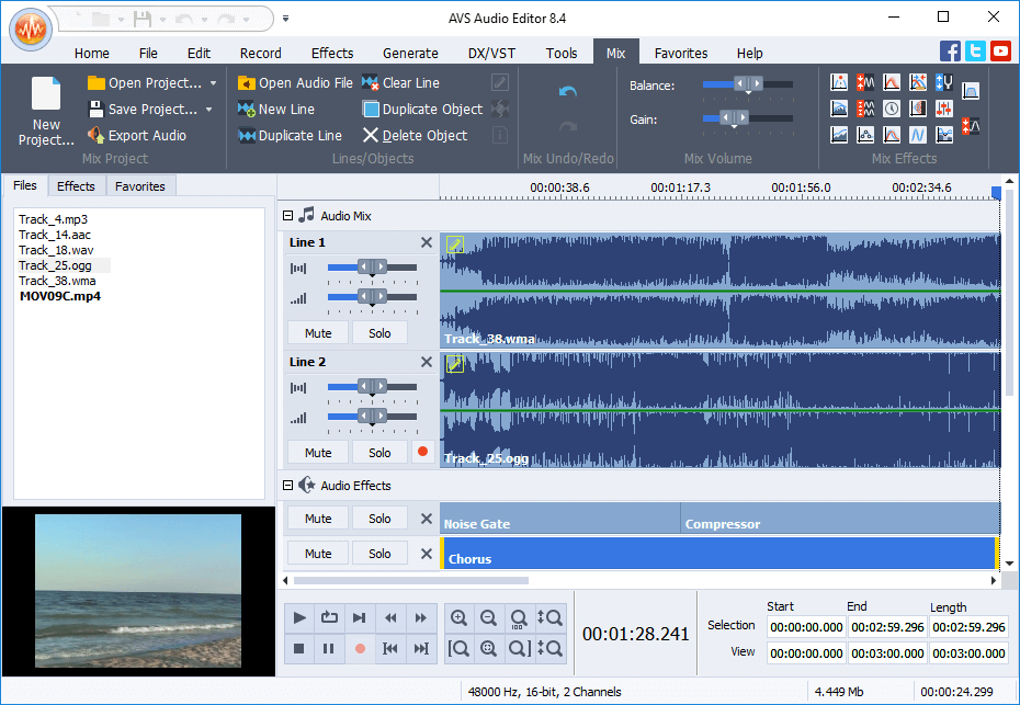 AVS Audio Editor License Key