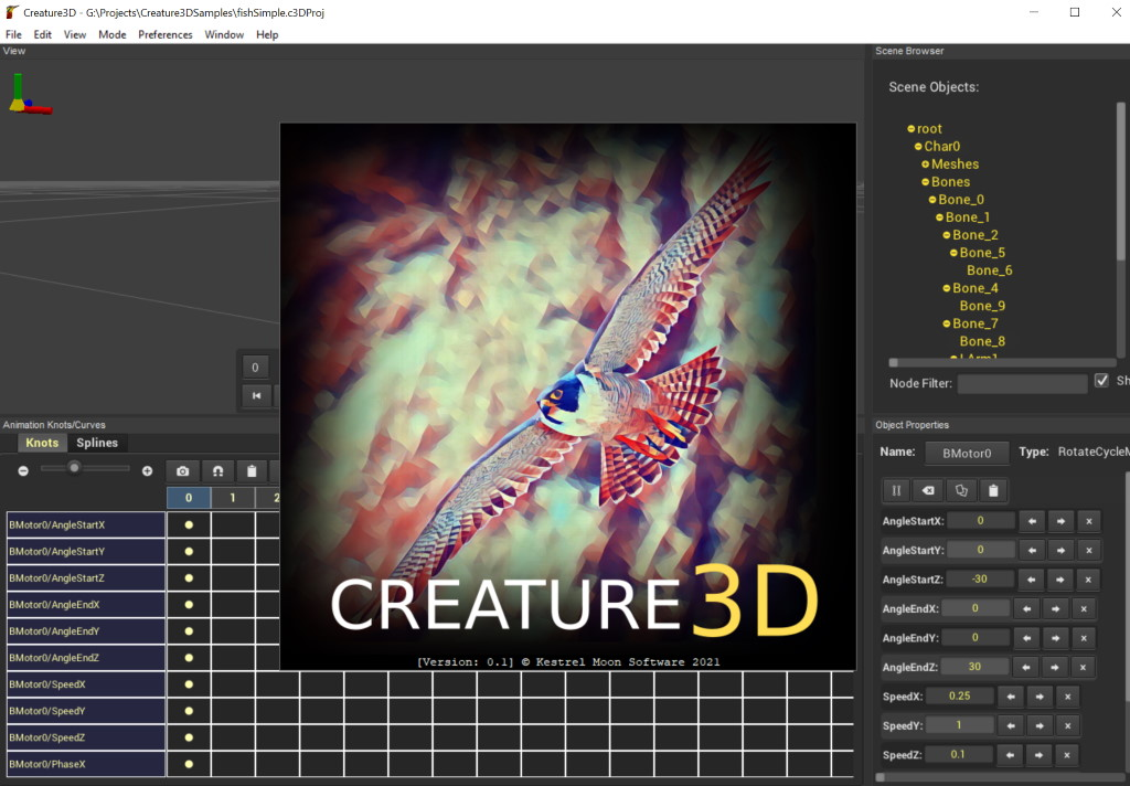 Creature Animation Activator & Serial Key Full Download