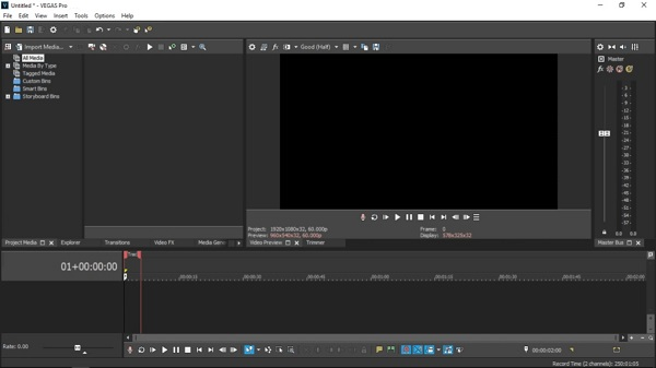 MAGIX VEGAS Pro Patch & Serial Key Tested Free Download