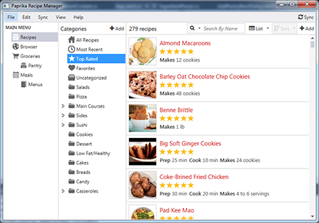 Paprika Recipe Manager Crack & Patch Full Download