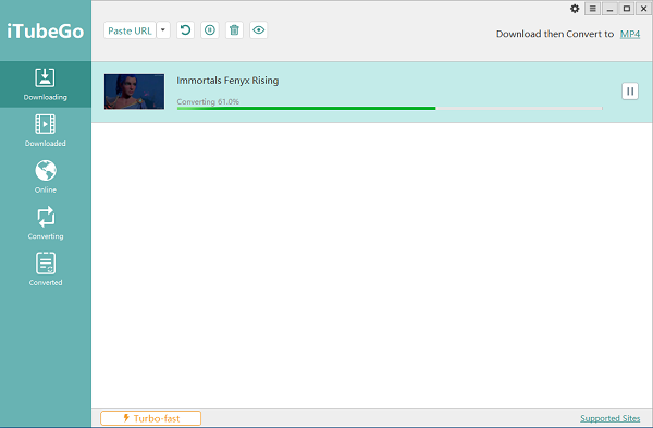 iTubeGo YouTube Downloader Patch & Serial Key Tested Free Download